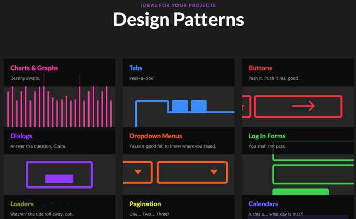 [CSS] CodePenでメニューやボタンなどのデザインサンプルコードが公開